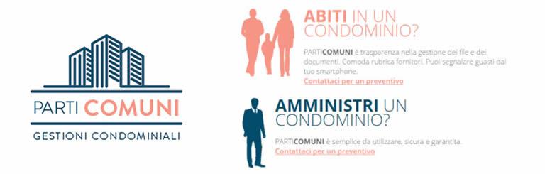 Parti Comuni Siti condominiali