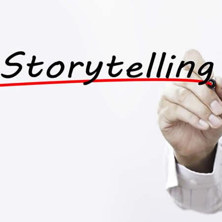 Corporate Storytelling Social