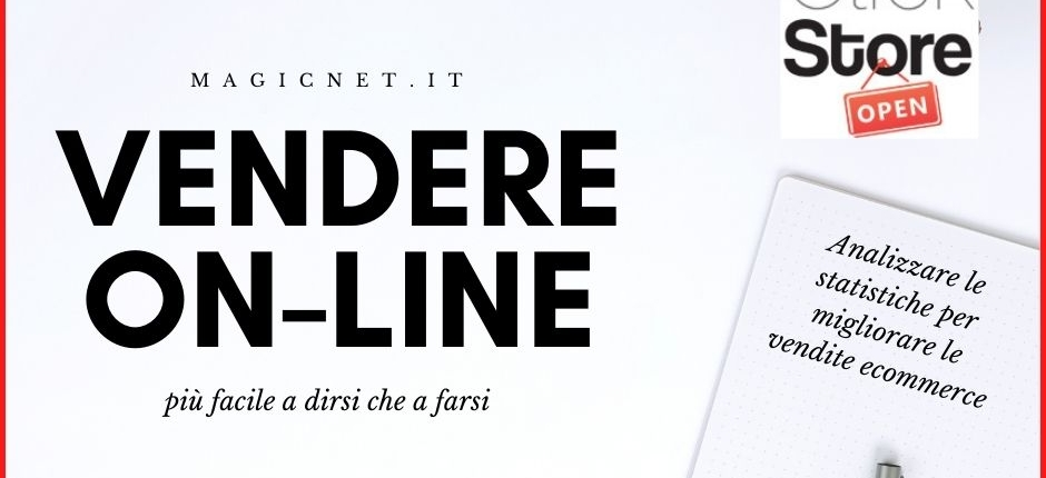 vendere online in ecommerce