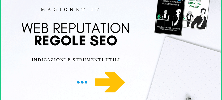regole seo web reputation